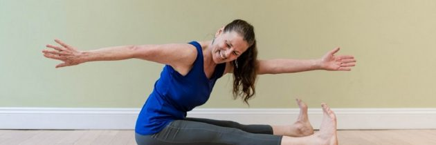 Live-Stream: Therapeutic Pilates (5-week series) with Sharon McIlwaine